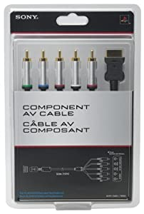 Component Av Cable Playstation