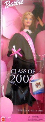 Barbie Class of 2002 Special Edition Doll - Black Gown - Buy Barbie Class of 2002 Special Edition Doll - Black Gown - Purchase Barbie Class of 2002 Special Edition Doll - Black Gown (Barbie, Toys & Games,Categories,Dolls,Fashion Dolls)