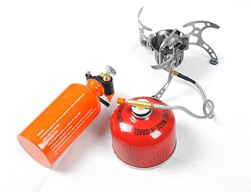Oil/Gas Multi-Use Stove Cooking Stove Camping Stove Portable And Lightweight front-585721