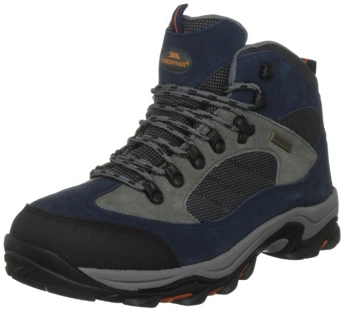 Trespass Men's Megla Blue Walking Boot Mafobod10007 11 UK