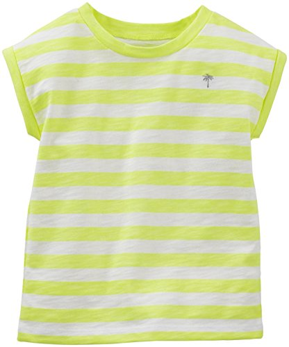 Carter's Little Boys' Striped Tee (Toddler/Kid) - Yellow - 3T