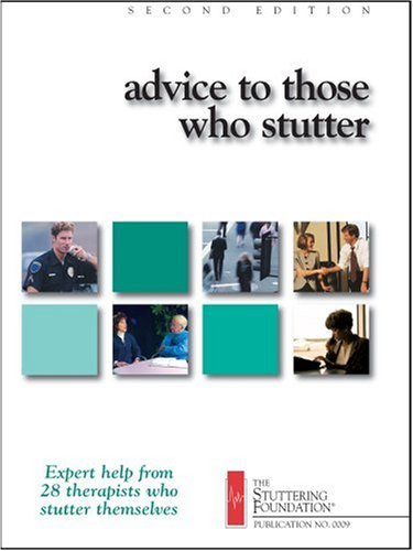 Advice to Those Who Stutter