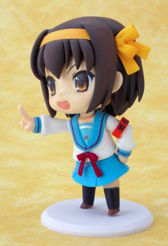 Nendoroid: 09 Melancholy of Haruhi Suzumiya Haruhi Suzumiya PVC Figure