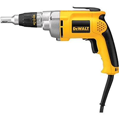DEWALT DW276 6.5-Amp Variable-Speed Reversing Drywall Screwdriver
