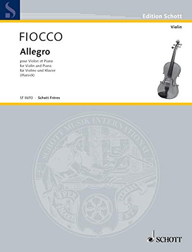 schott-fiocco-joseph-hector-allegro-violin-and-piano-classical-sheets-violin
