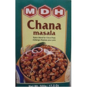 MDH Chana Masala (500g/17.5 Oz)