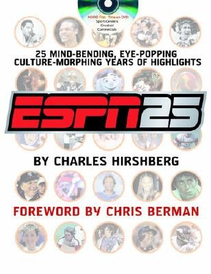 ESPN25: 25 Mind-Bending, Eye-Popping, Culture-Morphing Years of Highlights PDF