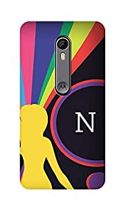 SWAG my CASE Printed Back Cover for Motorola Moto X Style