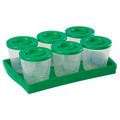 Freezable Containers Baby Food