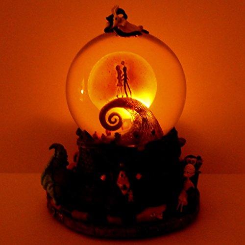Tim Burton's Spooky Water Globe