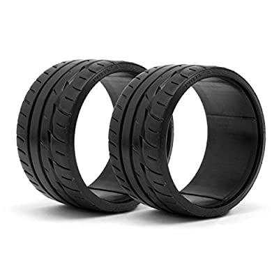 HPI Racing 33470 LP35 T-Drift Tire Bridgestone Potenza RE-11(2)