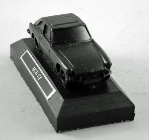 MGB GT - Coal Model - Hand Crafted - 228