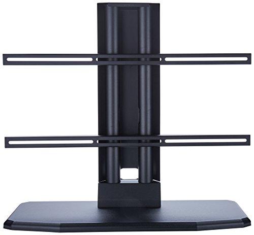 Premier Mounts PSD-TTS/B Universal Tabletop Stand (Black base)