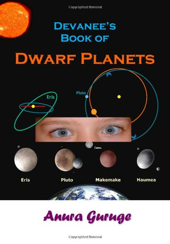 Devanee'S Book Of Dwarf Planets