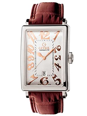 Gevril Women's 7045R Avenue of Americas Watch