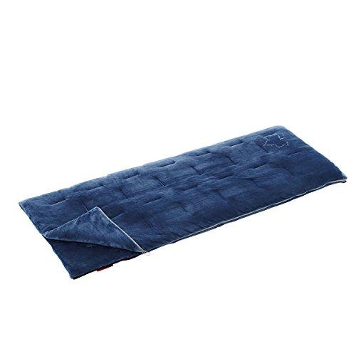 ロゴス 寝袋 丸洗いやわらかシュラフ・2[最低使用温度2度]