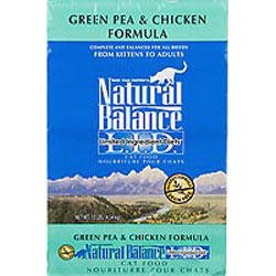 Limited Ingredient Diets Green Pea and Chicken Cat Food Size