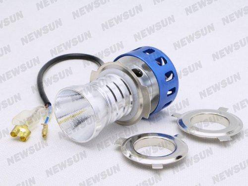 Newsun Universal Cree Led Motorcycle Headlights Super Brightness 20W Led Motorcycle Headlamp Head Light