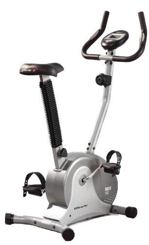 Ultrasport Racer 100 - Bicicleta estática con sensores de pulso de mano 64.98€