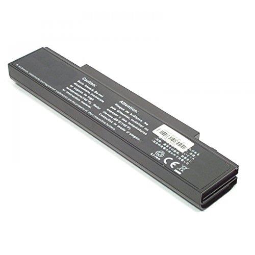 Batterie, Li-Ion, 11.1V, 4400mAh, noir pour Samsung R60plus