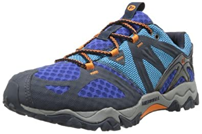 Buy Merrell Mens Grassbow Air Trail Running Shoe by Merrell