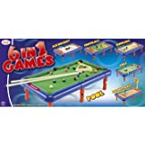 Toyrific 6 in 1 Games Football Ice Hockey Picture