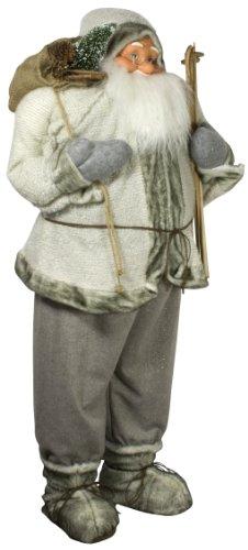 MONOPOL 33076 Weihnachtsmann 'Peter', 120 cm