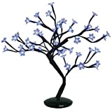 Sterling 92411043OD Lighted Bonsai Tree, Battery Operated, 18-Inch