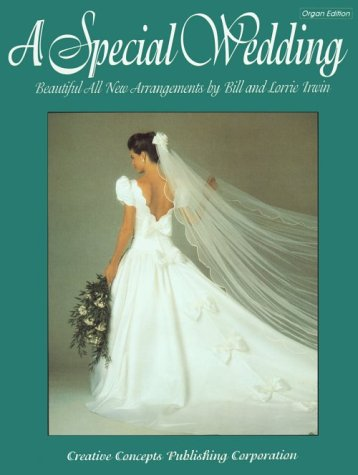 A Special Wedding: Organ Music Book