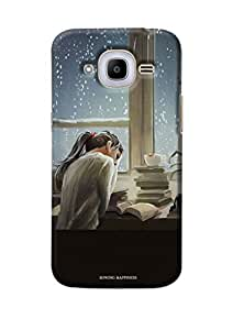 Sowing Happiness Printed Back Cover for Samsung Galaxy J2 2016