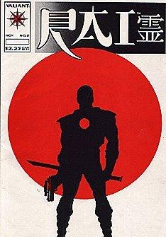 Rai (1992 series) #0 PDF