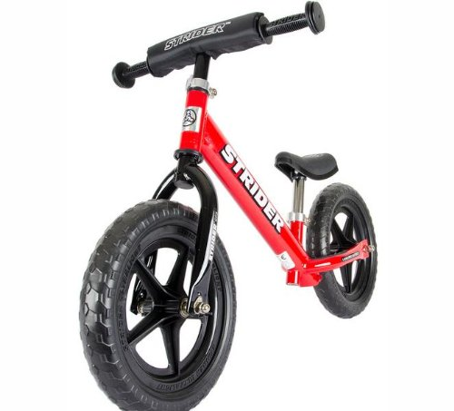 Buy Strider ST-3 No-Pedal Balance Bike - RED
