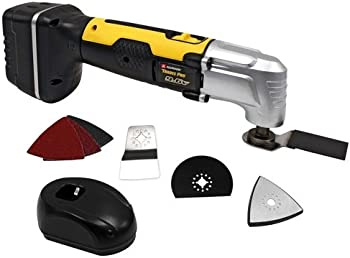 Tradespro 10Pc. Oscillating Tool Kit