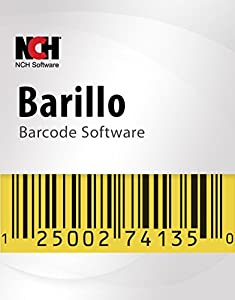 Barillo Barcode Software [Download]