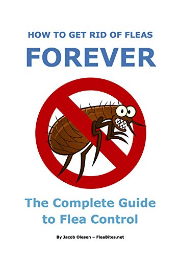 How to Get Rid of Fleas Forever - The Complete Guide to Flea Control