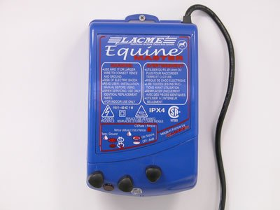 Equine Master Electric Fence Energizer/Charger