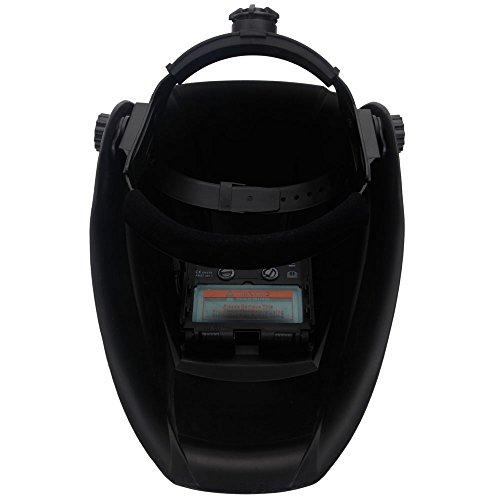 Olymstore-Solar-Powered-Welder-Welding-Helmet-Auto-Darkening-WeldGrind-Selectable-Mask-Tool-with-Adjustable-Shade-Range-Eagle-Pattern-Black-White