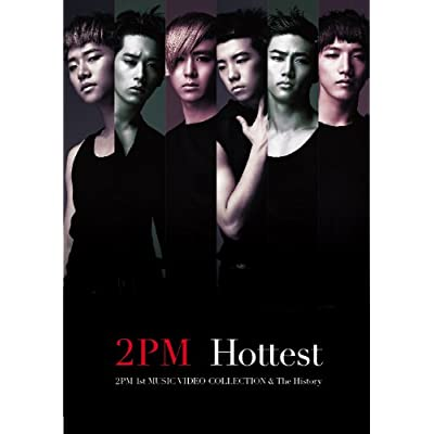 Hottest‾2PM 1st MUSIC VIDEO COLLECTION & The History‾【初回生産限定盤】 [DVD] をAmazonでチェック!