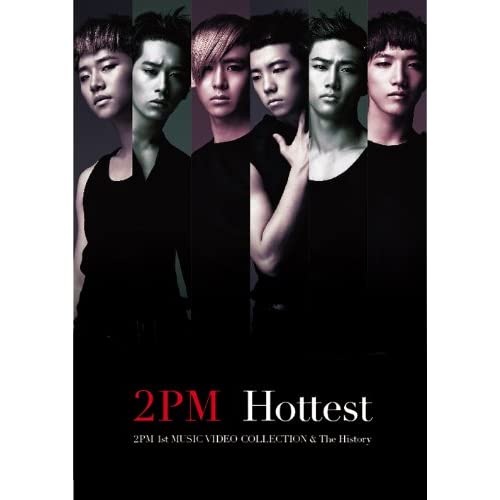 Hottest 2PM 1st MUSIC VIDEO COLLECTION & The History 【初回生産限定盤】 [DVD] をAmazonでチェック!
