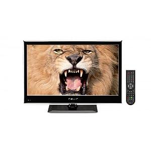Nevir NVR750422HDN - Televisor LED de 22 pulgadas, Full HD, color negro