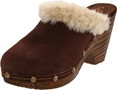 Sbicca Women's Range Clog,Brown,9 B US