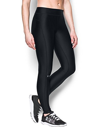 Under Armour Women's UA HeatGear Armour Legging L-S Black