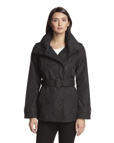 London Fog Women's High Neck Jacket