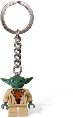 LEGO Star Wars Yoda Key Chain 852 550...
