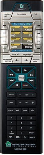 Monster MCC AVL300-S Home Theater and Lighting Controller with Omnilink