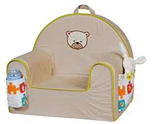 Candide Baby Group Toddler Cushioned Arm Chair from Candide Baby Group