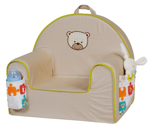 Candide Baby Group Toddler Cushioned Arm Chair