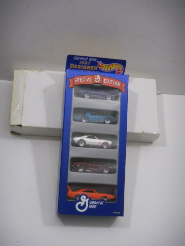 Hot Wheels Special Edition General Mill 1997 Designer Collection #17940