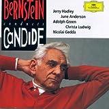 echange, troc Bernstein, Hadley, Anderson, Green, Ludwig - Bernstein Conducts Candide