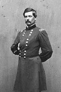 New 5x7 Photo: General George Brinton McClellan